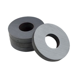 Magnetic Large Ring Ferrite Magnet For Speaker